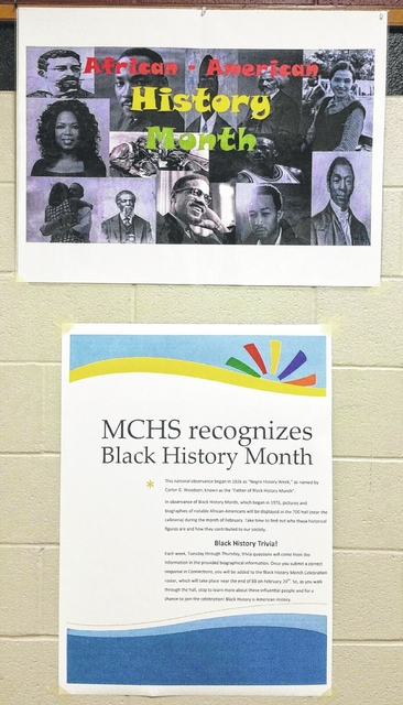 graphic relating to Black History Month Quiz Printable titled Mid-Carolina Substantial celebrates Black Record Thirty day period Newberry